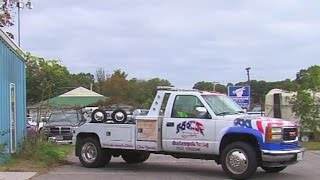 Drivers file lawsuit against towing company