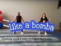 Denorecords Like A Bomba ZUMBA Choreo By Flurim Anka mp3