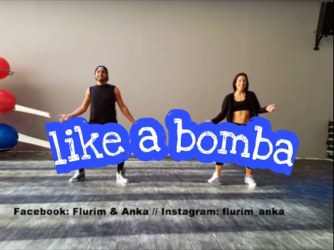 Denorecords - Like A Bomba // ZUMBA Choreo by Flurim & Anka