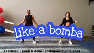 """Denorecords - """"Like A Bomba"""" //ZUMBA//DANCE//FITNESS//Choreo by Flurim & Anka"""