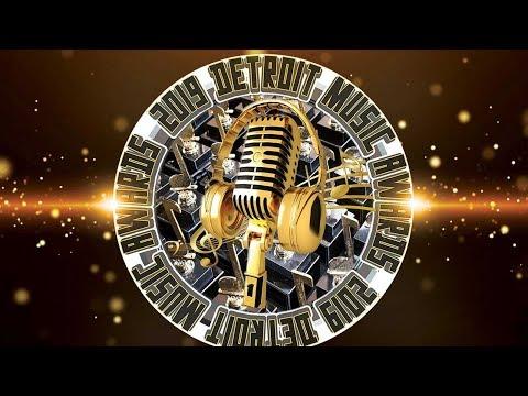 Live! Detroit Music Awards at Hart Plaza, Detroit July 21 2019