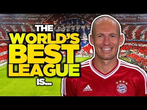 "Arjen Robben: ""The Best League I've Played In Is..."" 