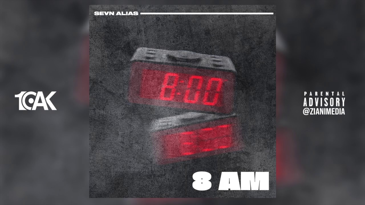 Download Sevn Alias - 8AM Freestyle (prod. Jaymraya)