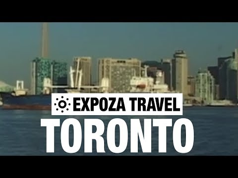 Toronto (Canada) Vacation Travel Video Guide