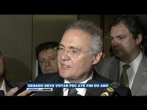 Renan Calheiros diz que irá acelerar votação da PEC 241