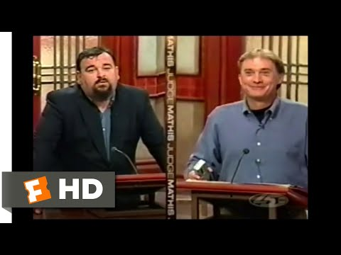 Finders Keepers (2015) - Judge Mathis Show Scene (8/10)   Movieclips