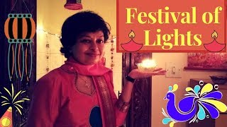 Diwali 2018 Celebrations | Diwali Rangoli and DIY decorations