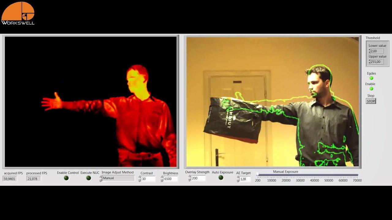 Heat Detection Camera