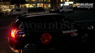 WorldLine Technology - Lighting Decal for Taxi Ads 2019 - Demo @ Saigon