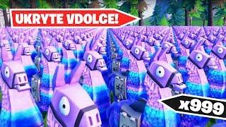 NOWY TRYB - UKRYTE VDOLCE | Fortnite Własna Wyspa
