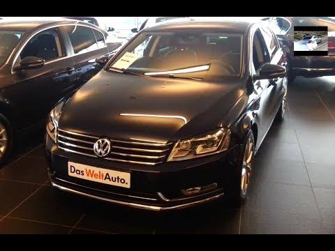 Volkswagen Passat 2014 In depth review Interior Exterior