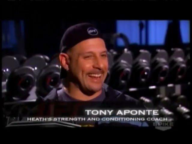 Aponte Training Systems Leaner Faster Stronger