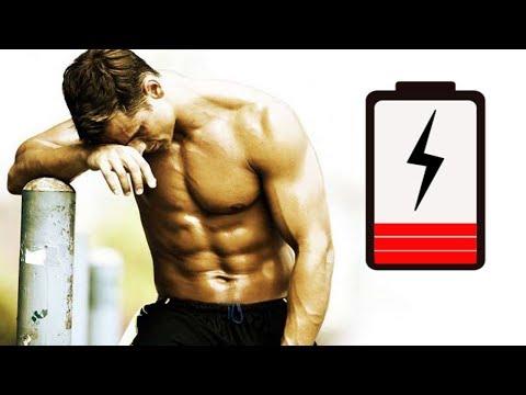 Что делать если не хватает энергии для тренировок