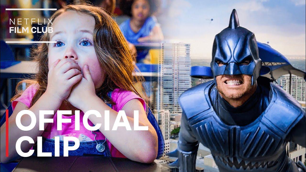 Download We Can Be Heroes | The Heroics Get Captured Scene | Netflix