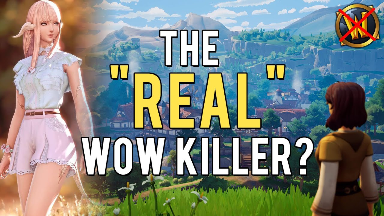 The REAL WoW Killer?!