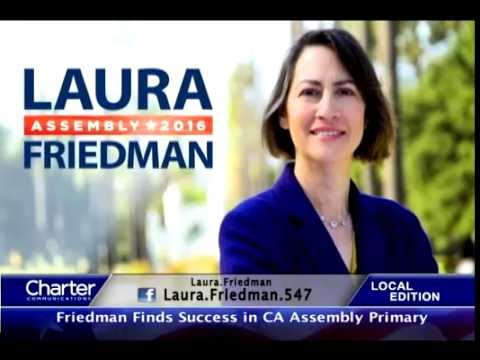 Charter Local Edition with Glendale Councilwoman and CA Assembly Nominee Laura Friedman