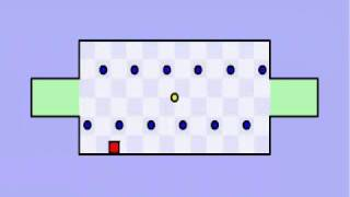 How to pass worlds hardest game level 2 rabbit invasion 2 game