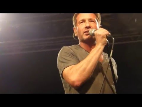 David Duchovny - The Things live Cologne Live Music Hall 10.05.2016