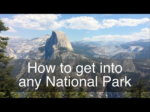 How To Get Into Any National Park For Free | Access Pass
