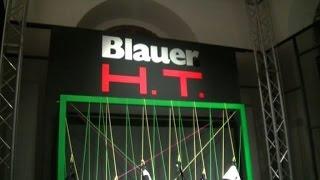 Pitti Uomo: Blauer, limited edition per festeggiare gli 80 anni
