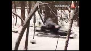 Научиться ездить на снегоходе(Прокатиться по снегу c ветерком — таким вполне объяснимым желанием поделился с земляками молодой екатерин..., 2014-02-12T08:07:37.000Z)
