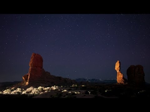 24 Hours in Arches National Park