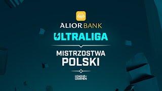Alior Bank Ultraliga | 🌩️ | W6D2 | sezon 5 | TV: Polsat Games (kanał 16) Thumb