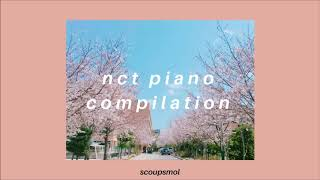 NCT Piano Compilation for Studying and Relaxing | scoupsmol