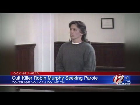 Cult Killer Robin Murphy Seeks 2nd Parole