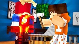 Minecraft: O NOVO HERÓI ! - Caminho De Heróis  ‹ Ine ›