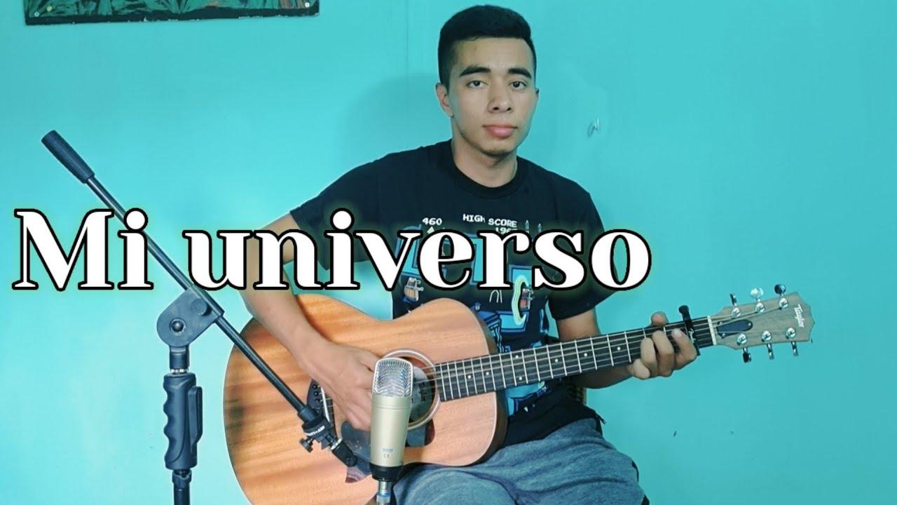 MI UNIVERSO / Fingerstyle Guitar / Jesús Adrián Romero