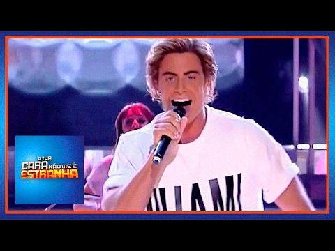 RUI ANDRADE | Wake Me Up Before You Go Go - George Michael (A Tua Cara Não Me É Estranha TVI)