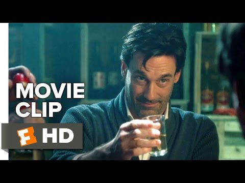 Keeping Up with the Joneses Movie CLIP - Real Cobra (2016) - Jon Hamm Movie
