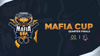 PUBGM MAFIA CUP l DAY : 12 QUARTER FINALS l ORGANISED BY:OFFSIDER eSPORTS l POWERED BY:D G GAMING