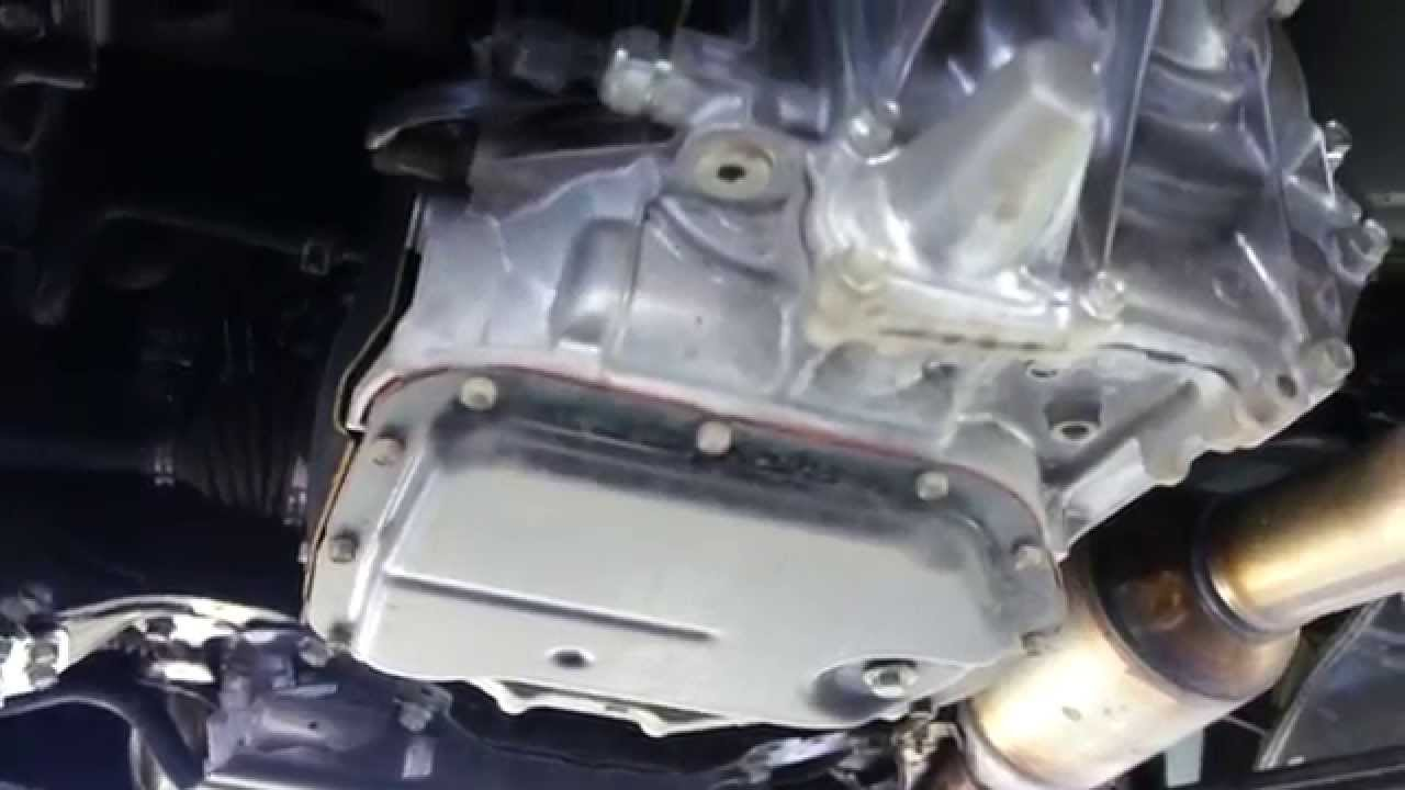 Subaru XV - Gear box, differentials - YouTube