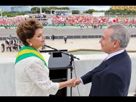 Cerimônia de Posse de Dilma Rousseff e Michel Temer 2011
