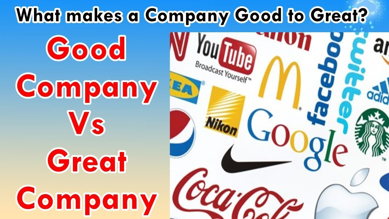 what makes a company