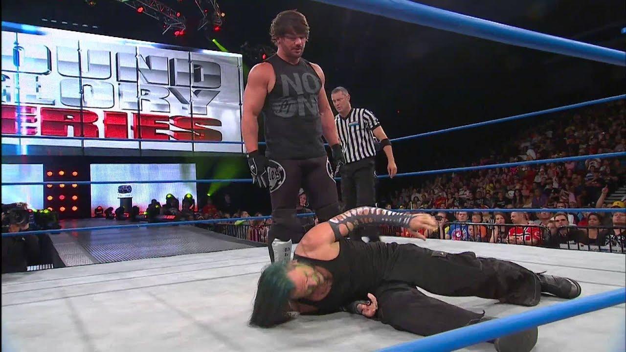 TNA | AJ Styles vs. Jeff Hardy - HD Highlights