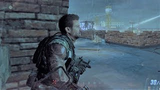 Spy Mission - Infiltrating the Stronghold - Fallen Angel - Call of Duty: Black Ops 2