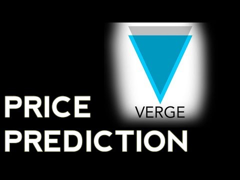 Download Youtube: Verge Price Prediction, Analysis, Forecast (2017-2018)