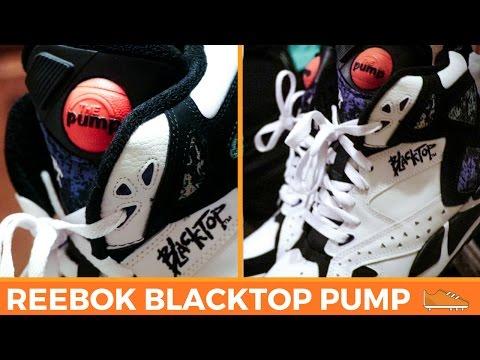 reebok blacktop pumps