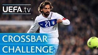 Andrea Pirlo: Classic Crossbar Challenge