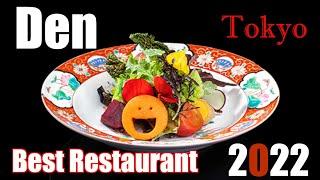 Den - the most creative passionate kaiseki restaurant in Tokyo, Jiingumae Shibuya