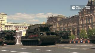 Парад Победы в Москве. Лучшие моменты