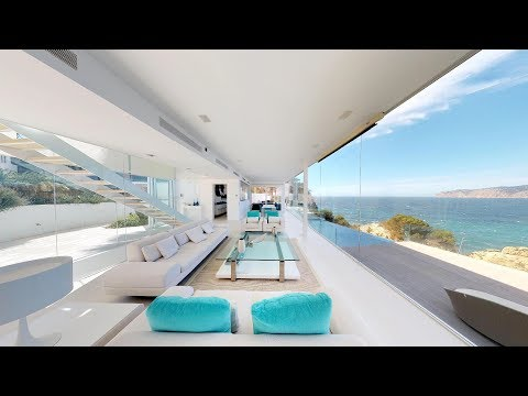 Wow ! 5 million - a Luxury First Line, Cliff Top Property for Sale in Mallorca
