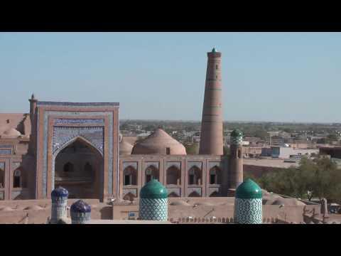 Seidenstrasse entdecken Khiva Old Town Silk Road Tours & Travel Uzbekistan #silkroad #seidenstrasse