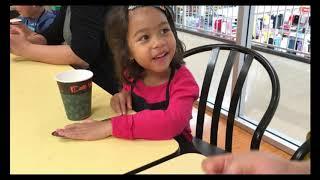 Ngày lễ Cha (Father's day)- Bé  Lai Tây đi học làm bánh gì tặng cha? // Cuộc Sống Canada