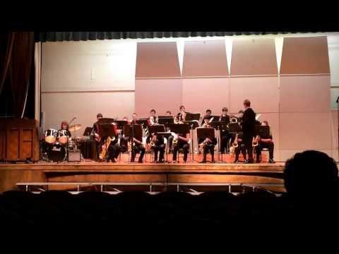 Hillsborough Middle School Jazz Ensemble 2014-2