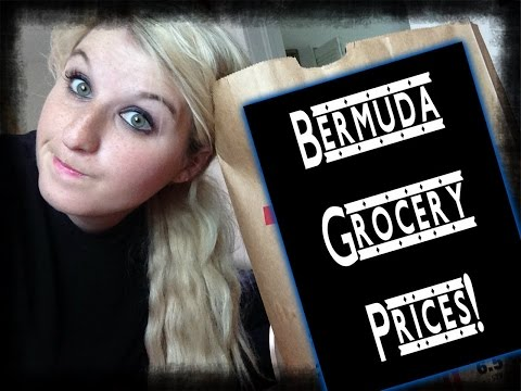 Bermuda Grocery Prices
