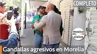 Arne aus den Ruthen | Gandallas agresivos en Morelia